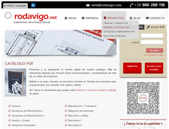 RODAVIGO CATALOGO GENERAL