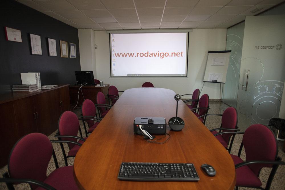 Sala de Reuniones Rodavigo