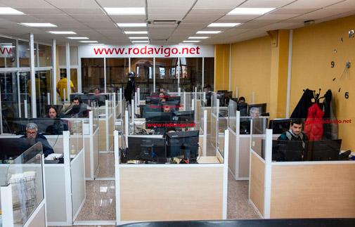 Instalaciones de Rodavigo
