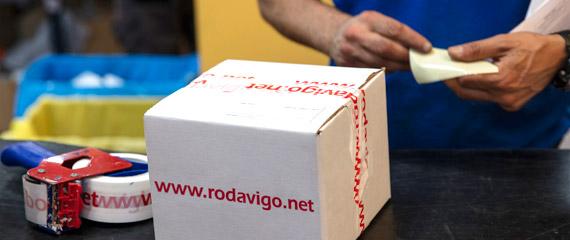 Rodavigo lavora con clienti di più di 90 paesi
