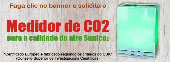 Medidor CO2