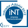 Ardán Empresa Internacionalizada 2012
