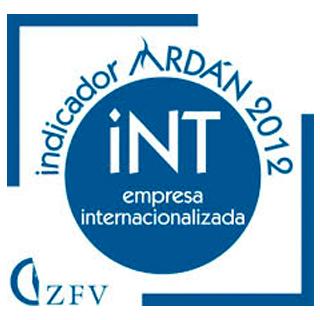 Ardan Empresa Internacionalizada 2012