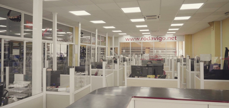 Rodavigo. Vídeo Corporativo