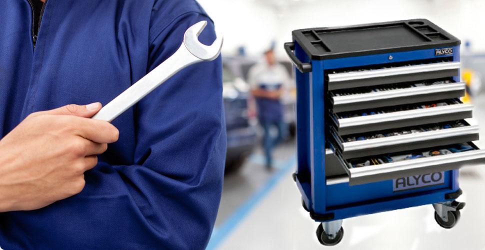 Alyco tools car