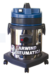 ASPIRADOR 1200 W DE 24 LITROS REF. LARWIND A-AIR-SB