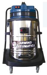 ASPIRADOR 2X1080 W DE 78 LITROS REF. LARWIND A-AIR-X2