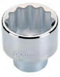 Llave vaso impacto 1-75mm Egamaster