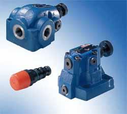 Valvula reguladora de presion hidraulica
