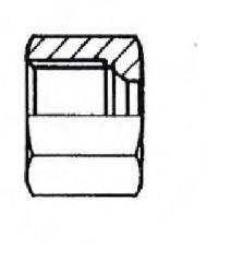para conector de uni/ón de doble virola de compresi/ón inoxidable 304 Tuerca OD de tubo de 1//8 pulgadas 1//2 pulgadas 3//8 pulgadas 22 mm 3 1//4 pulgadas
