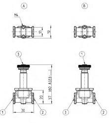 a7e Bobine magnétique pour électrovanne INCL TVA CAMOZZI aa31-cc2