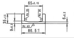 (MT) PERFIL PR 0 NBV REF. WINKEL 113.010.002