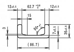RODAMIENTO AXIAL FIJO 4.054 Y AP 0-Q REF. WINKEL 200.051.003