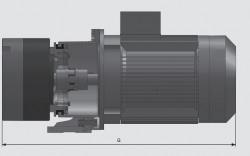 BOMBA VPBM-2/1.0/P/80/20/0.75/400-50 REF. HYDAC 723086