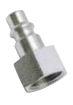 ACOPLADOR HEMBRA BSP CILINDRICA PERFIL ISO B PASO 5.5 MM R 1/4 REF. LEGRIS TRANSAIR CA86 U1 02
