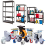 Storage and movement. Industrial Supplies