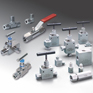 Valves and measurement instrumentation. Industrial Supplies