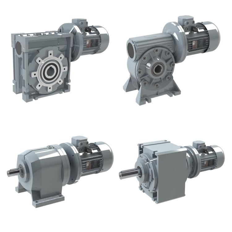 Motores - reductores. Suministros Industriales