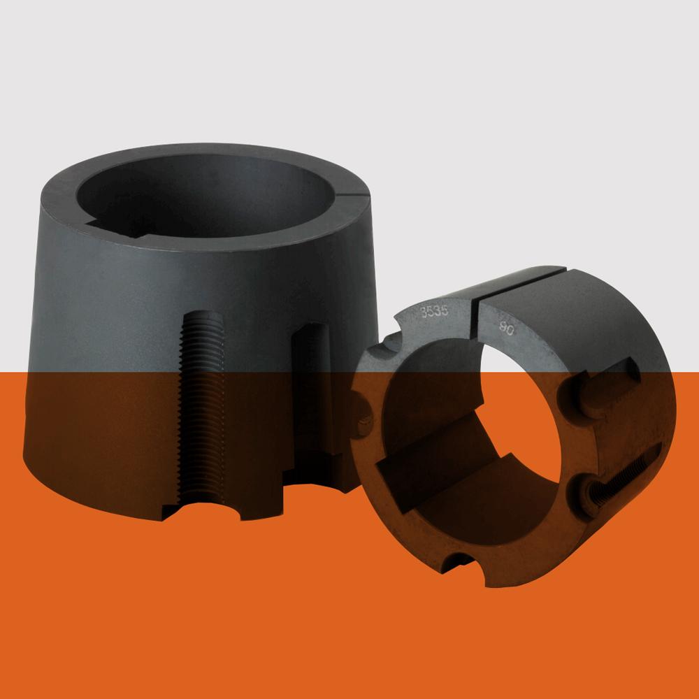 Nucleos taper-lock. Suministros Industriales