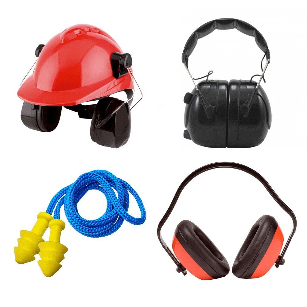 Protecciones auditivas. Suministros Industriales