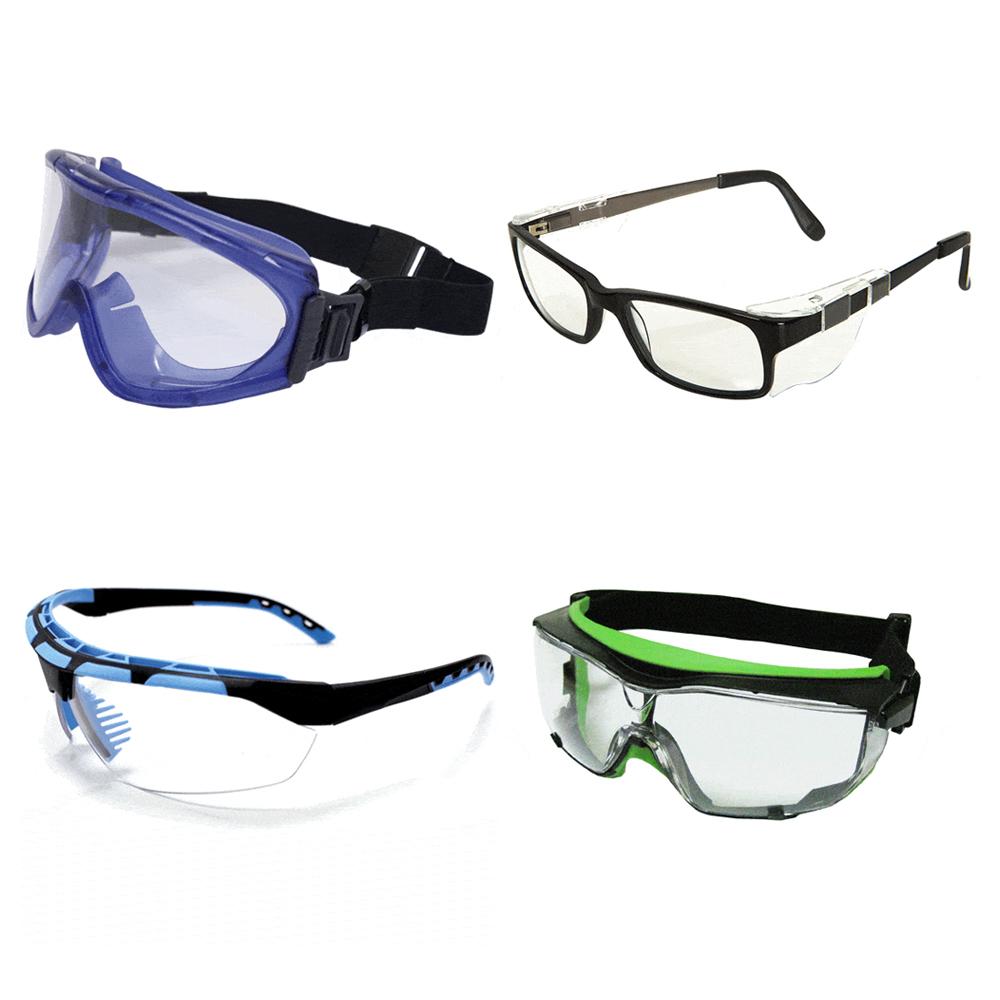 Protecciones oculares. Suministros Industriales