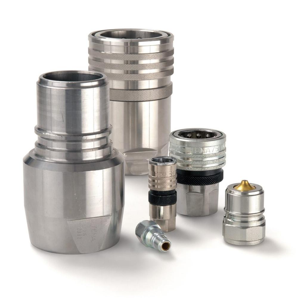 Accesorios para hidraulica. Suministros Industriales