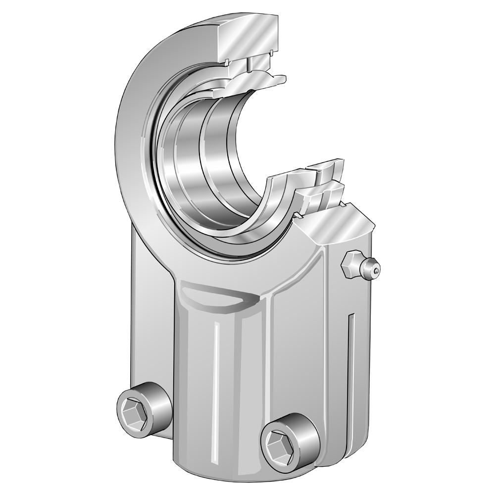 Cabezas de rotula hidraulicas. Suministros Industriales
