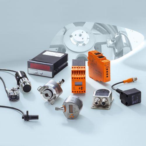 Detectores - sensores. Suministros Industriales