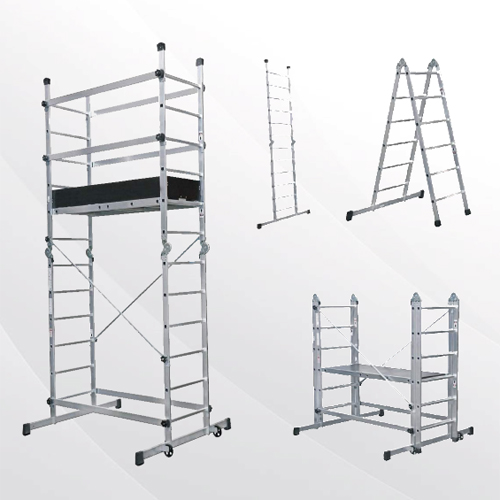 Escaleras - andamios. Suministros Industriales