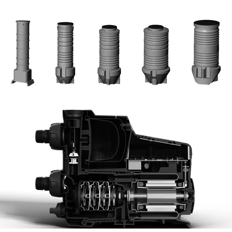 Grupos hidraulicos. Suministros Industriales