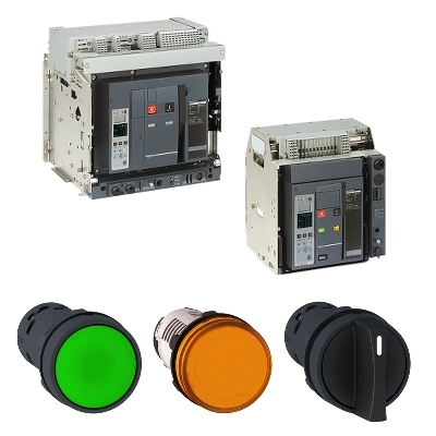 Interruptores - pulsadores. Suministros Industriales