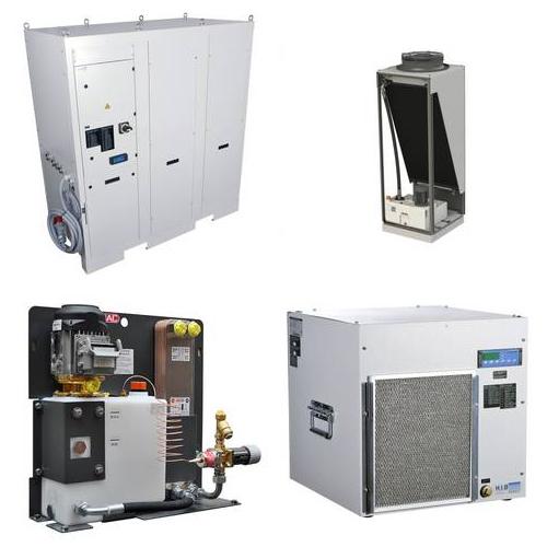 Sistemas de refrigeracion. Suministros Industriales