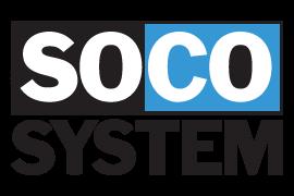 Almacenaje y movimiento SOCO SYSTEM