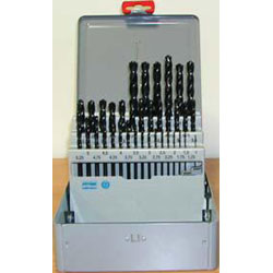 37 BROCAS DIAMETRO 1-10 MM X 0.25